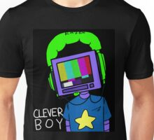 clever boy (color) Unisex T-Shirt