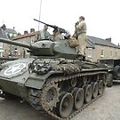 M24 Light Tank by Edward Denyer