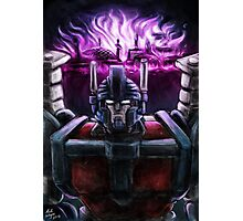 Ultra Magnus ruins of Cybertron Photographic Print