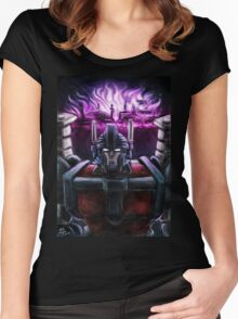 Ultra Magnus ruins of Cybertron Women's Fitted Scoop T-Shirt