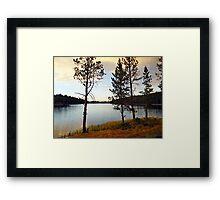 Uinta Framed Print