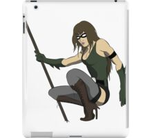 Super Hero Woman iPad Case/Skin