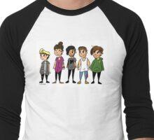 Mah Boyz Men's Baseball ¾ T-Shirt