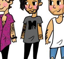 Mah Boyz Sticker