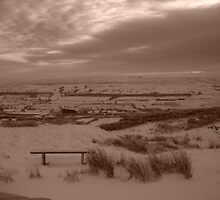 Bleak midwinter on top of the hill by Luckyman