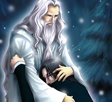 Albus and Severus by MissAinley