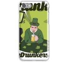 Drunky McDrunkerson iPhone Case/Skin