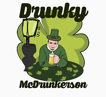 Drunky McDrunkerson Unisex T-Shirt