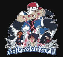 """ Danzo Master trainer "" ( Pokémon / Naruto ) T-Shirt"