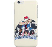""" Danzo Master trainer "" ( Pokémon / Naruto ) iPhone Case/Skin"