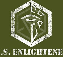 U.S. ENLIGHTENED - Ingress by trebory6