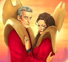 Time Lords of Gallifrey by MissAinley