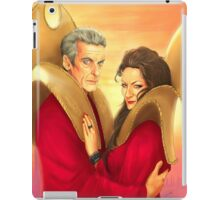 Time Lords of Gallifrey iPad Case/Skin