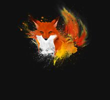 Red blazing fox  Unisex T-Shirt