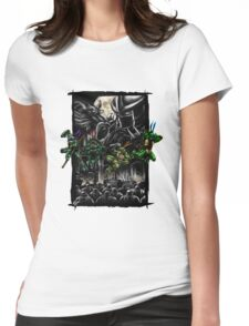 Battle for New York Womens Fitted T-Shirt