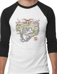 Kanto Map T-Shirt