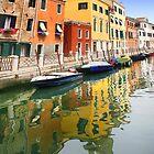 Venice Canal by JayteaUK