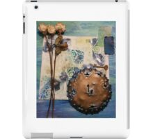 Blue Memories iPad Case/Skin