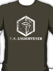U.S. ENLIGHTENED - Ingress T-Shirt
