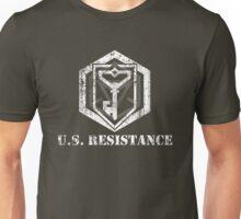 U.S. RESISTANCE - Ingress Unisex T-Shirt
