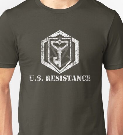 U.S. RESISTANCE - Ingress Unisex T-Shirt
