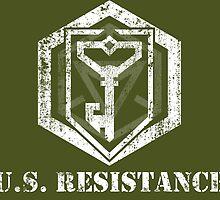 U.S. RESISTANCE - Ingress by trebory6