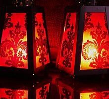 Red Lanterns by Evita