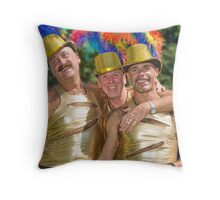 Our Day Out Throw Pillow