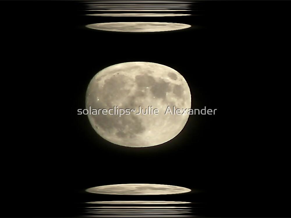 Full Moon Night  by solareclips~Julie  Alexander