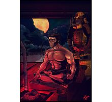 Wolverine eve of battle Photographic Print
