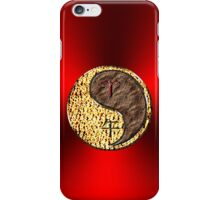 Aries & Horse Yang Earth iPhone Case/Skin