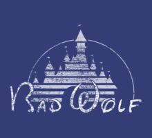 Bad Wolf Disney (Distressed) by trebory6