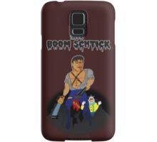 This is my Boom Schtick Samsung Galaxy Case/Skin