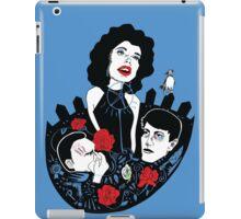 She Wore Blue Velvet  iPad Case/Skin