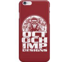 Octochimp Designs iPhone Case/Skin