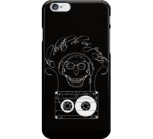 Til Death Do Us Party - light iPhone Case/Skin