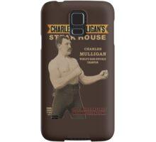 Charles Mulligan's Steakhouse Shirt Samsung Galaxy Case/Skin