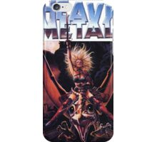 Heavy Metal Movie iPhone Case/Skin
