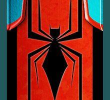 Spider Armor MK3 Case by LumpyHippo