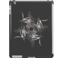 Abstract Peacock Cult iPad Case/Skin