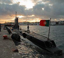 NRP Barracuda  by Gaspar Avila