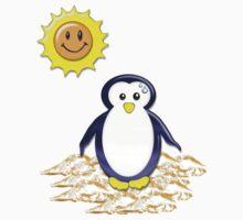 Sunny Pinguin Tee Baby Tee