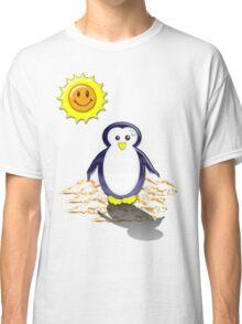 Sunny Pinguin Shadow Tee Classic T-Shirt