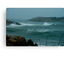 Atlantic Storm Canvas Print