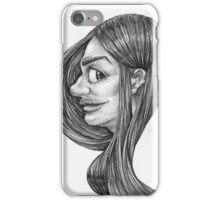 the wonderful profile of prudence luellen iPhone Case/Skin