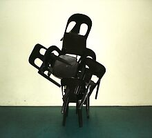 The Chair's Assembly Man by twiart