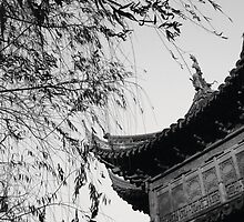 Once Upon A Time In China by nadiairianto