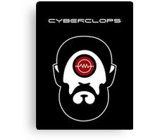 Cyberclops Canvas Print