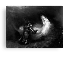 Vex, the main character from DAMAGE (Brotherhood of the Sword) Canvas Print