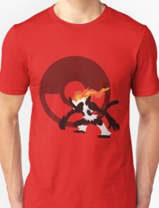 Infernape - Sunset Shores T-Shirt